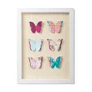 Papillons Corsage encadrés Déco murale, , large