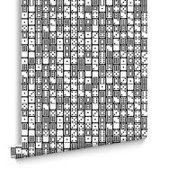 Domino Black et White, , large