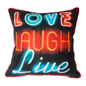 Neon Type Cushion, , large
