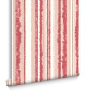 Romany Stripe Red, , large