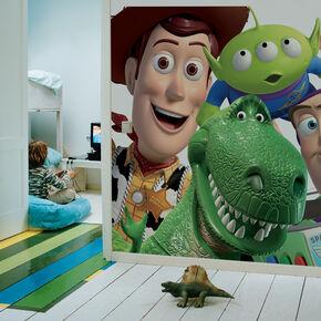 Digitales Wandbild - Toy Story, , large