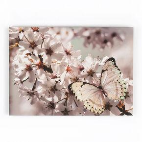 Branche de papillon avec Éclat Toiles imprimées, , large