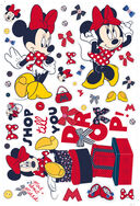 Minnie Mouse – Maxi-Sticker, , large
