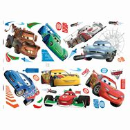 Sticker mural Cars 2, , large