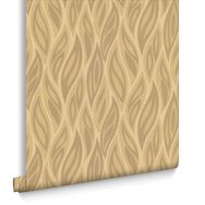 Sway Cream Wallpaper, , large