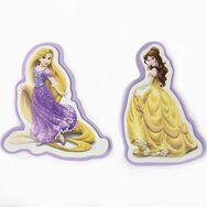 Mini décor en mousse Princesses – 2pièces, , large