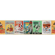 Mickey Mouse Vintage Randen, , large