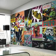 Fresque numérisée - Star Wars, , large