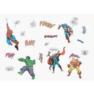 Marvel Comics Kleine Wand-Sticker, , large