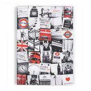 Londres Montage Toiles imprimées, , large