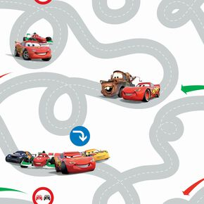 Cars Racetrack, , large