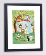 Bambi Cover Disney Galerie, , large
