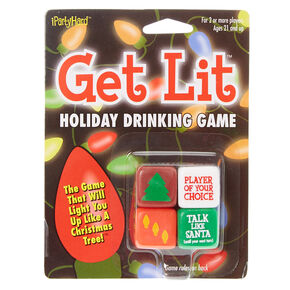 Get Lit Drinking Game,