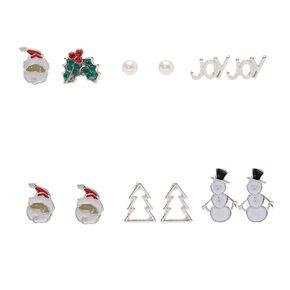 Joy Mix Stud Earrings,