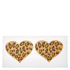 Leopard Print Pasties,