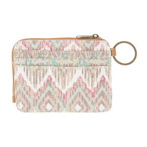 Festival Snap Over Cardholder Key Ring,