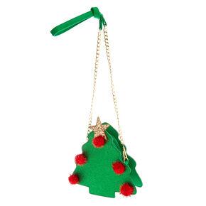 Christmas Tree Crossbody Purse,