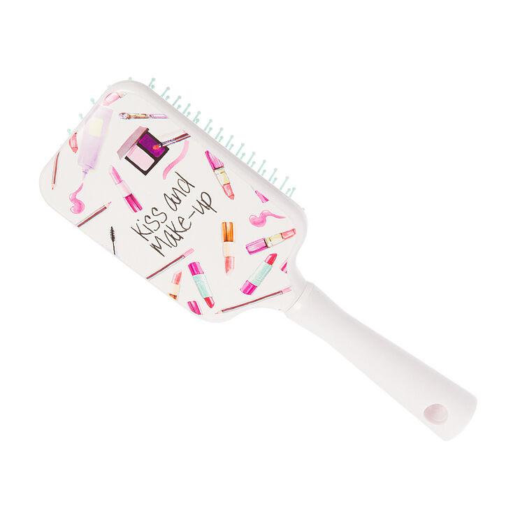 Kiss And Make: Kiss And Make-Up Paddle Brush