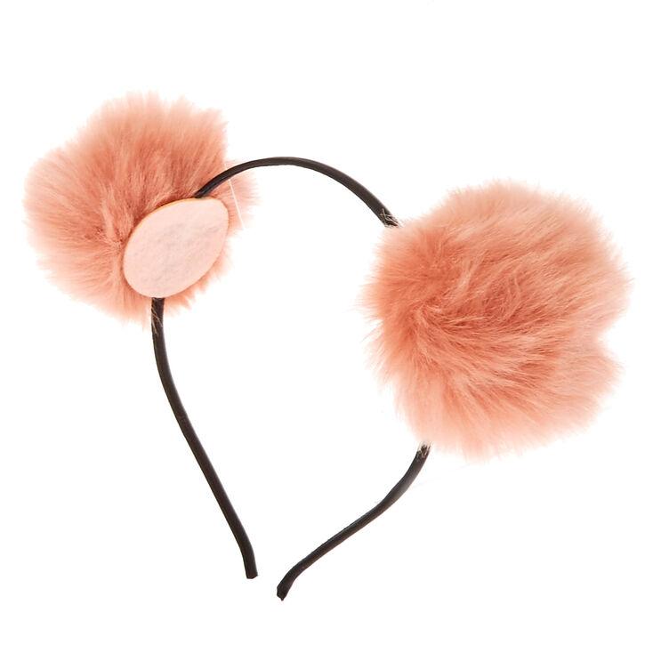 Pom Pom Headband,