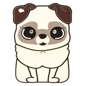 Glow In The Dark Pug Case For iPad® Mini,