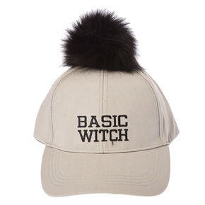 Basic Witch Baseball Cap,