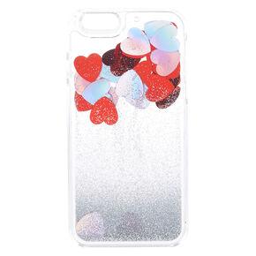 Big Hearts Liquid Fill Phone Case,