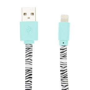 Mint Zebra USB Cord,
