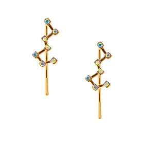 Gold-tone Constellation Ear Crawler,