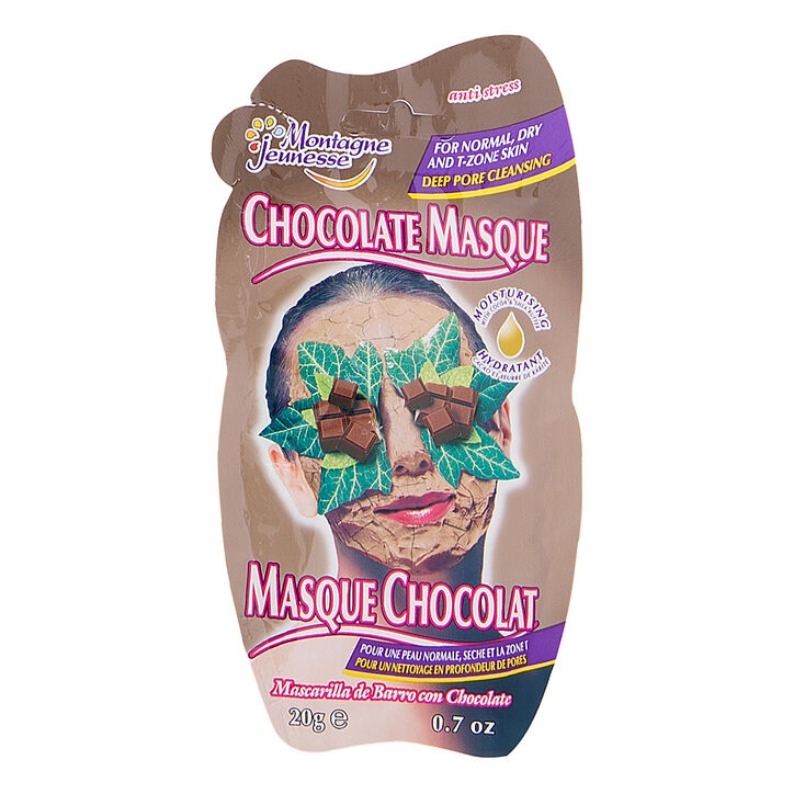 Chocolate Mud Face Mask,