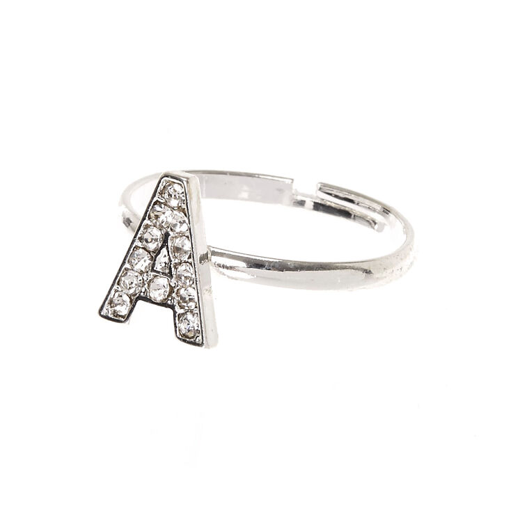 A Initial Adjustable Ring,