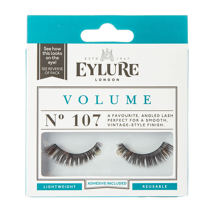 Eylure Volume No. 107 False Lashes,