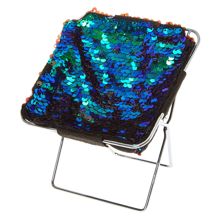 Mermaid Papasan Chair Phone Holder,