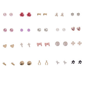 Ooh La La Sparkle Stud Earrings,