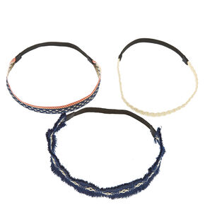 Americana Tapestry Thin Headwraps,