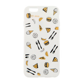 The Love and Madness Metallic Munchies Phone Case - iPhone 6/6S,