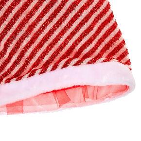Candy Cane Swirl Tutu,