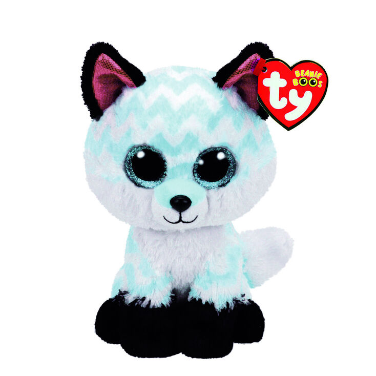 petite peluche ty beanie boos piper le renard claire 39 s fr. Black Bedroom Furniture Sets. Home Design Ideas