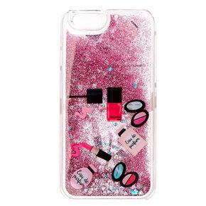 Beauty Glitter Liquid Filled Phone Case,