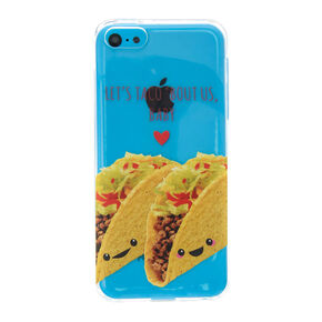 Let's Taco About Us Baby Phone Case,
