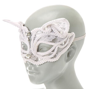 White Cat Mask,