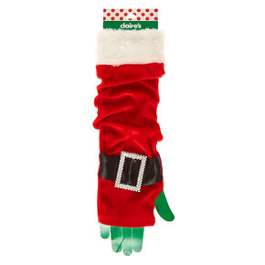 Santa Arm Warmers,
