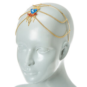 Gold Sheeba Chain Headband,
