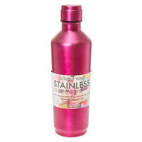 Pink Stainless Steel Bottle,