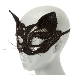 Black Cat Mask,