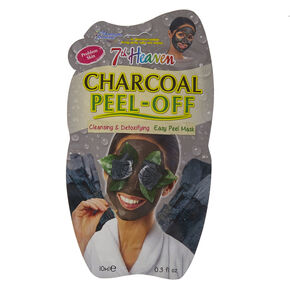 Charcoal Peel-Off Mask,