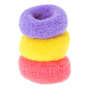 Bright Sweatband Hair Scrunchies,