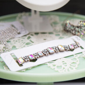 Antique Style Deco Statement Necklace,