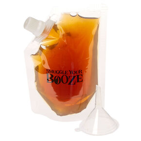 4 Pack Soft Flask With Funnel,