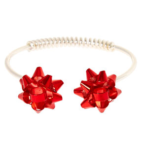 Gift Bow Cuff Bracelet,