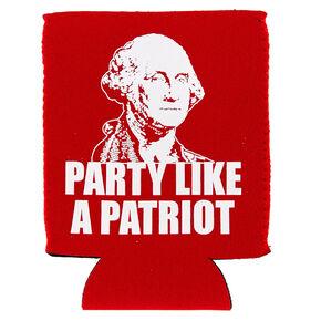 Party Like a Patriot Koozie,